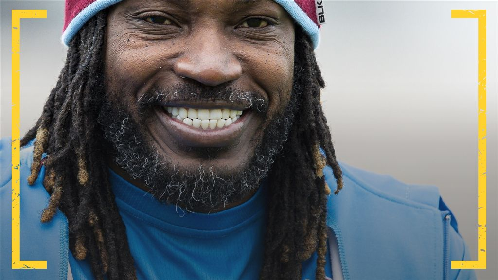 Chris Gayle: West Indies' charismatic, controversial