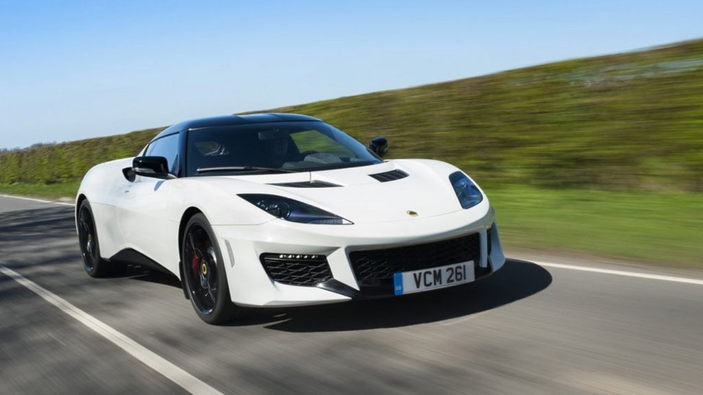 British sports car maker Lotus bought by China's Geely