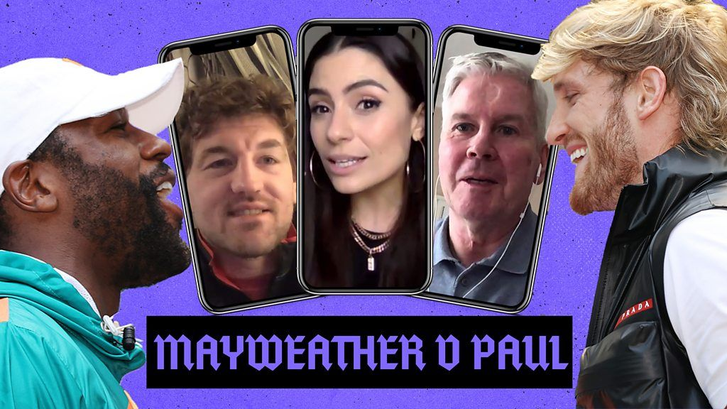 Can Logan Paul really beat Floyd Mayweather?