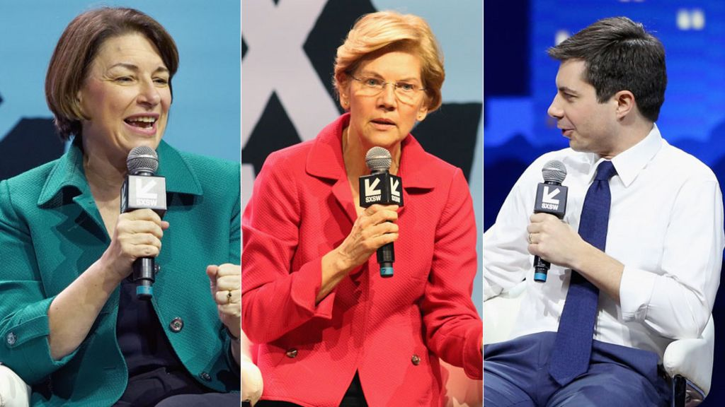 Event Entertainment Ideas 2020 US election 2020: Nine Democratic candidates. One event. Who shone