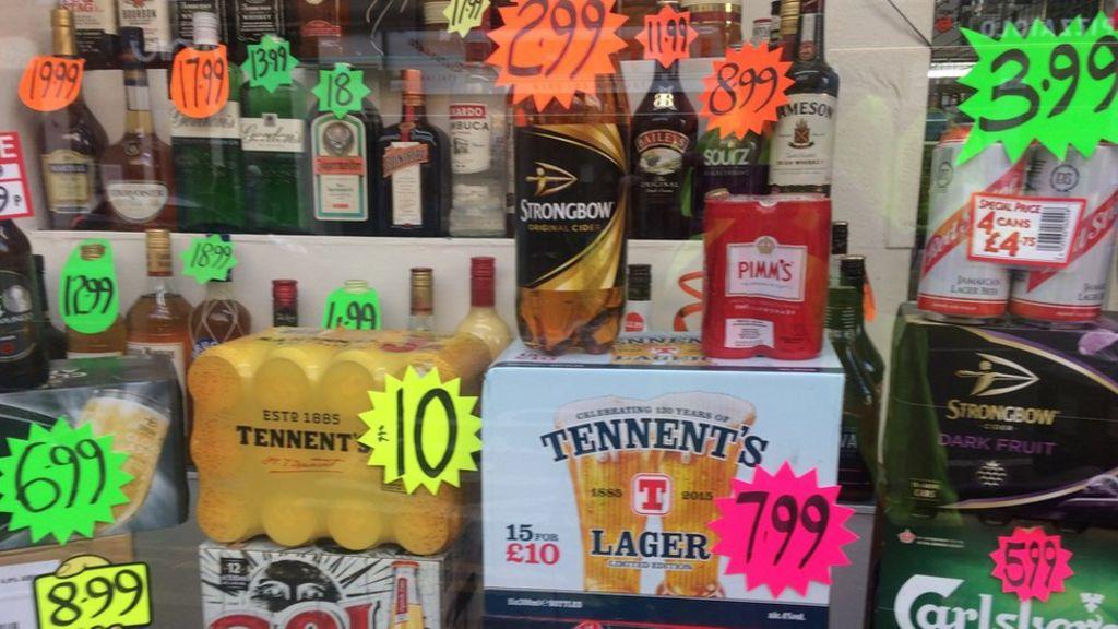 Supreme Court decides on Scottish minimum alcohol pricing