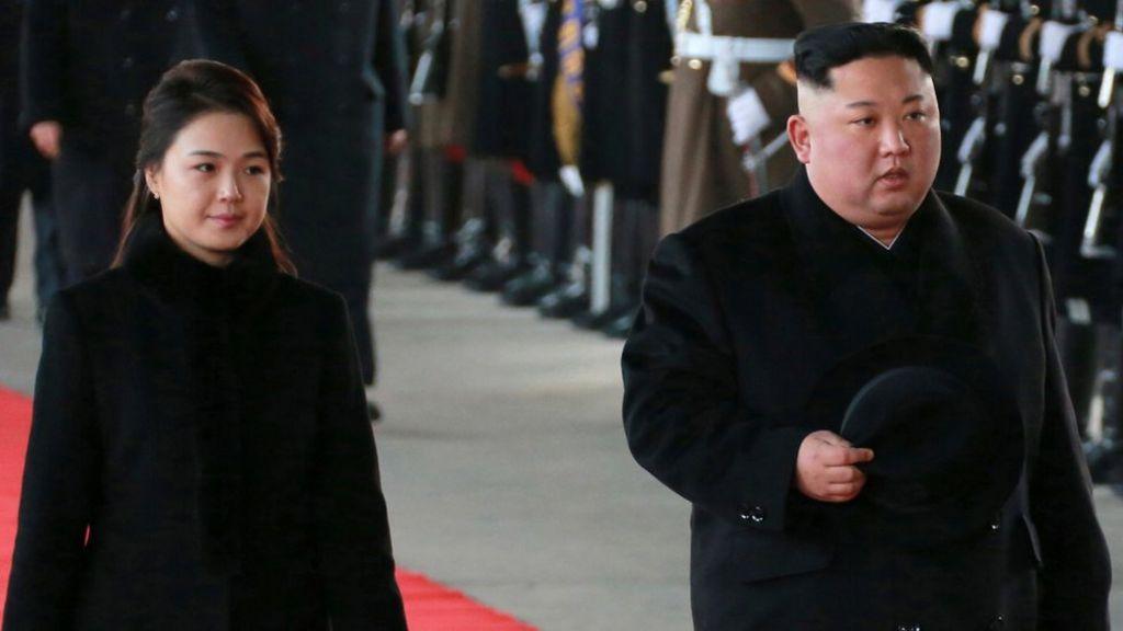 North Korea's Kim Jong-un visits China's Xi Jinping - BBC News