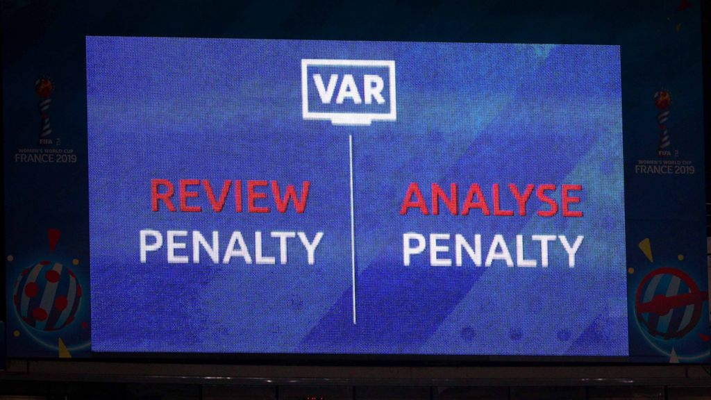 Women's World Cup: Fifa has 'major decisions' to make on VAR