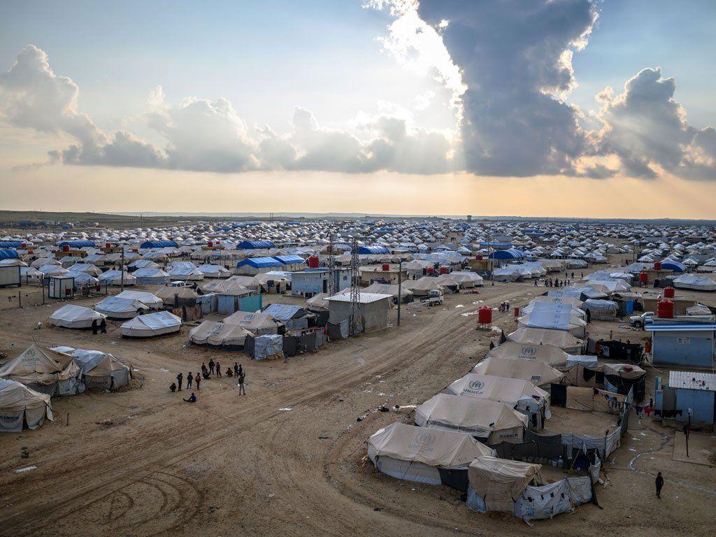 Al-Hol camp