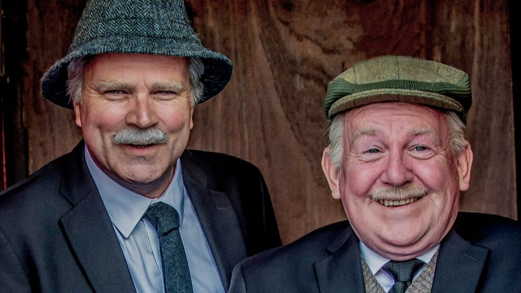 Still Game Comedy Duo Say Jack And Victor Will Not Be Back Bbc News