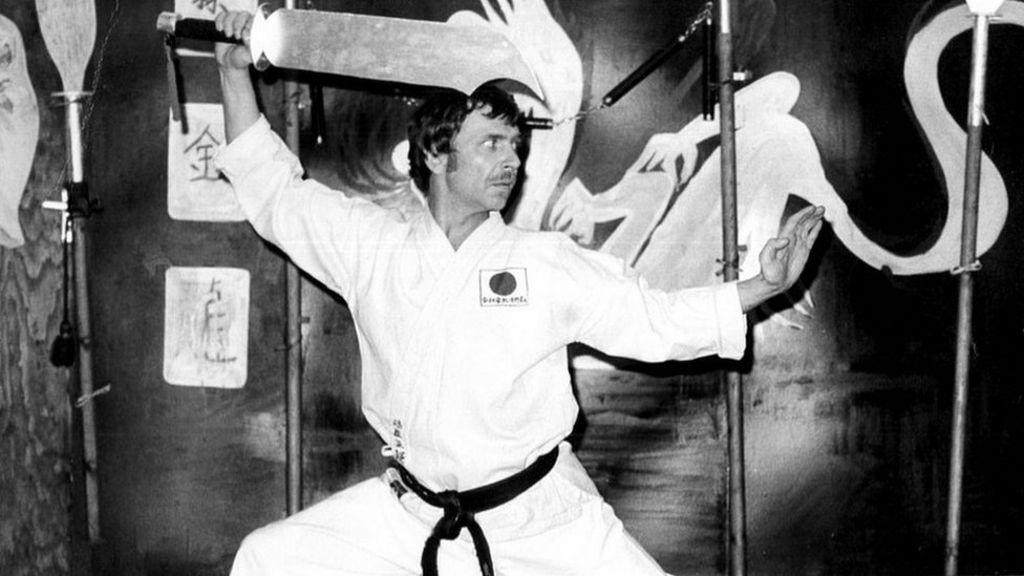 Liverpool samurai: The karate grandmaster who helped change