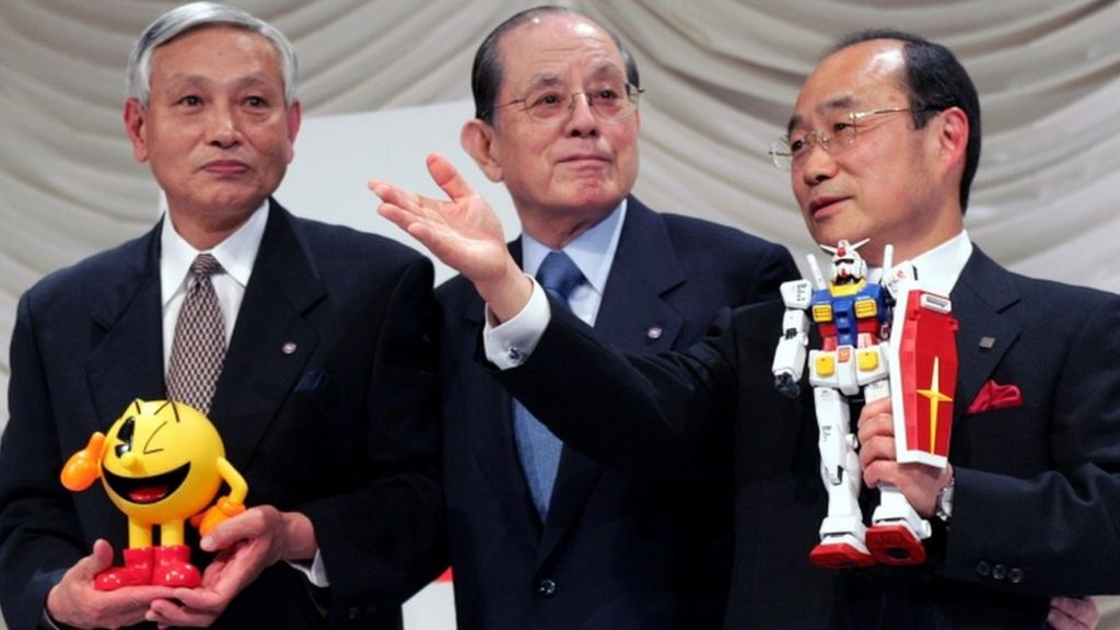 'Father of Pac-Man' Masaya Nakamura dies