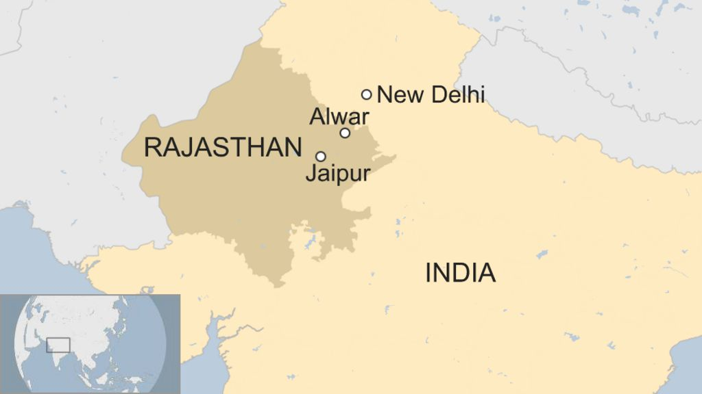 Indian guru arrested over alleged rape