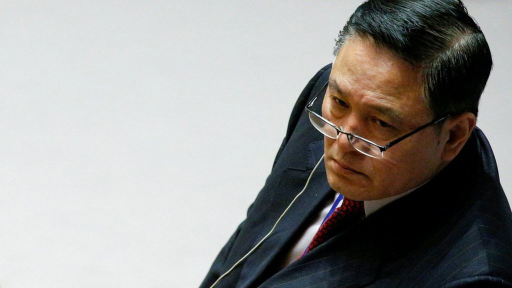 North Korea must earn right to talks - US