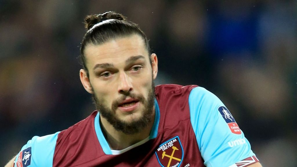 West Ham striker Andy Carroll relives gunpoint robbery attempt