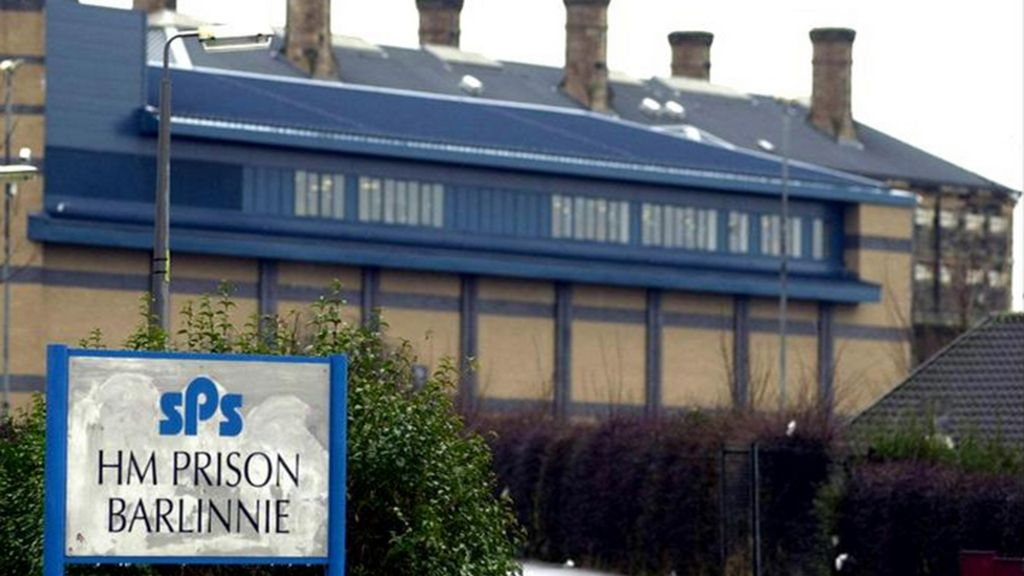 Four Prisoners Found Dead Within Days At Scottish Jails Bbc News