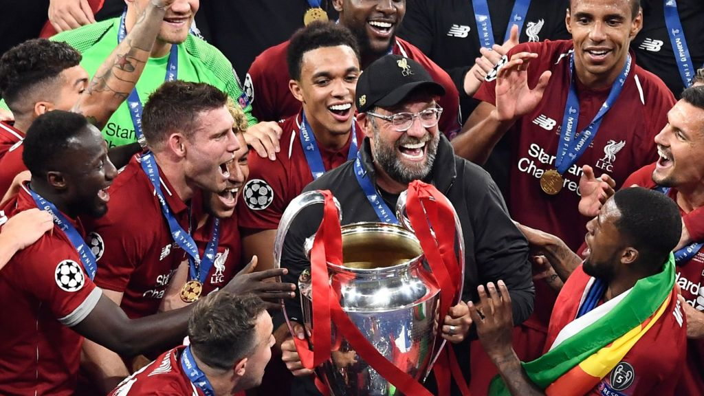Jurgen Klopp: Liverpool's Champions League win is 'best