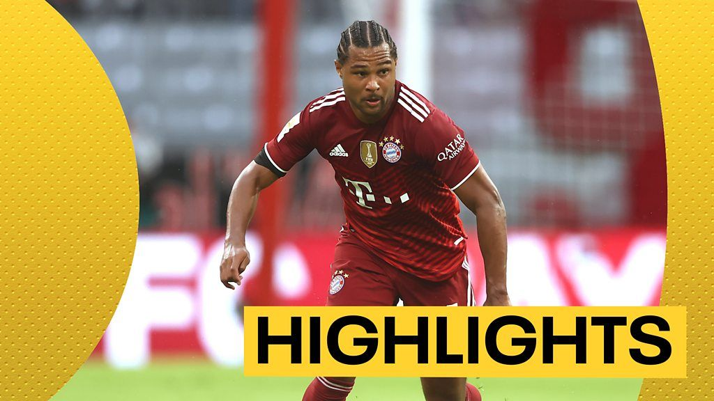 Gnabry scores twice as Bayern beat Cologne