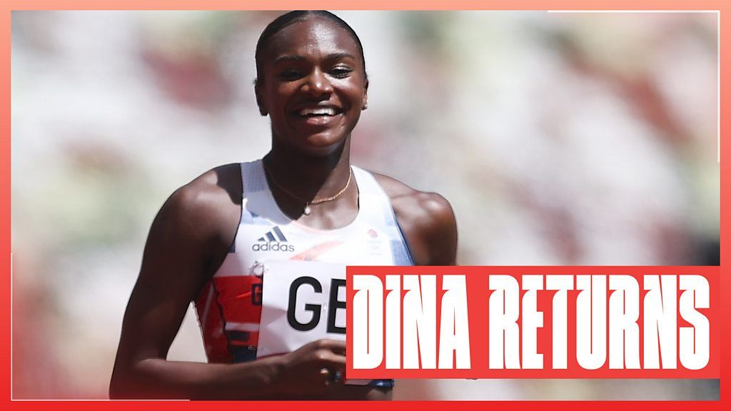 Asher-Smith returns as GB qualify for 4x100m relay final
