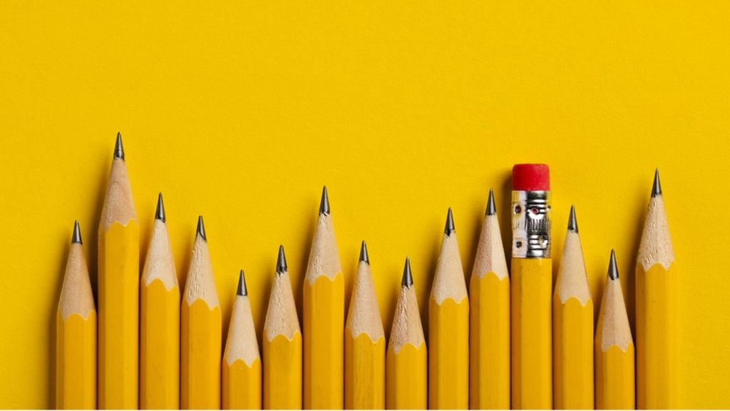 Have we all underrated the humble pencil? - BBC News