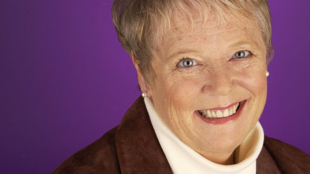 BBC's former chief political advisor, Anne Sloman, photographed in 2003