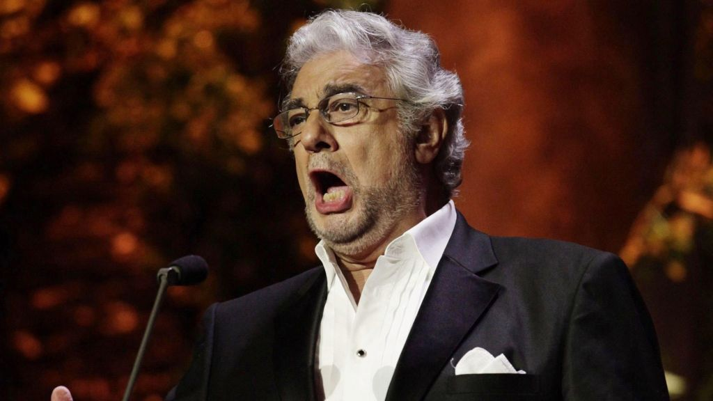 an overview of the tenor voice placido domingo a spanish singer Plácido domingo photograph: ap the celebrated spanish opera singer has just pulled out of a now fear they've missed hearing domingo's singular tenor voice.