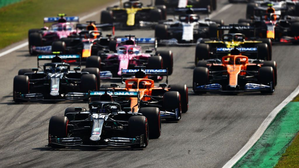 Formula 1 Drivers Mostly Opposed To Idea Of Reverse Grid Races Bbc Sport