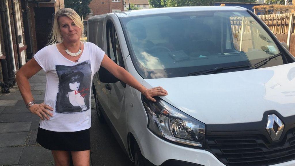 bbc.co.uk - Transgender van driver sues for gig economy discrimination