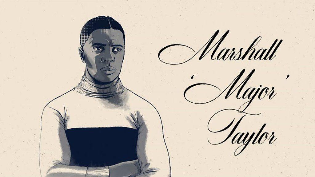 Marshall 'Major' Taylor - the black cycling pioneer