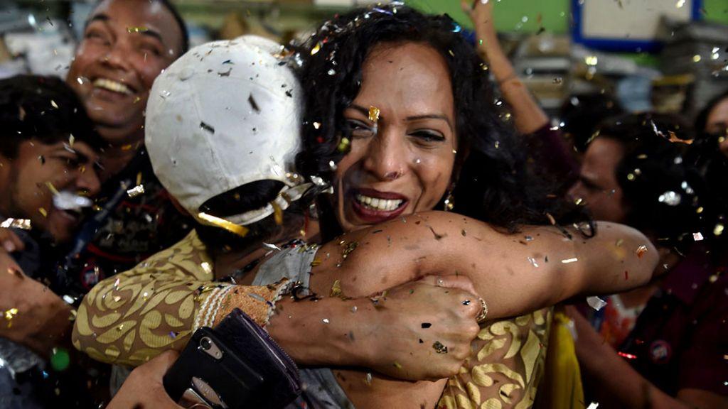 India court legalises gay sex in landmark ruling - BBC News
