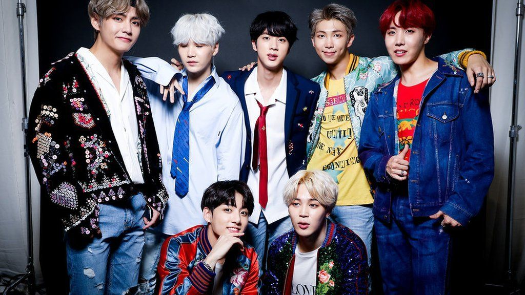 BTS superfan moves to South Korea to be near K-pop band - BBC News