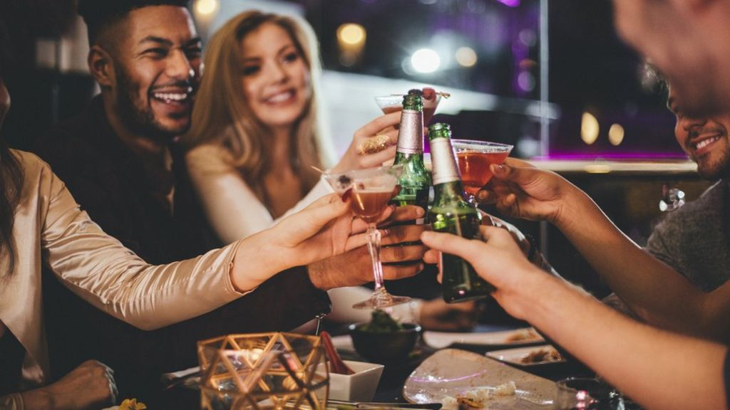 Drink Alcohol With Underage Staff At Restaurant