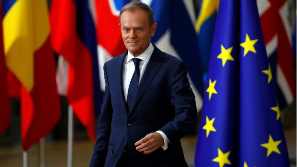 Brexit: EU leaders agree to move talks onto next stage