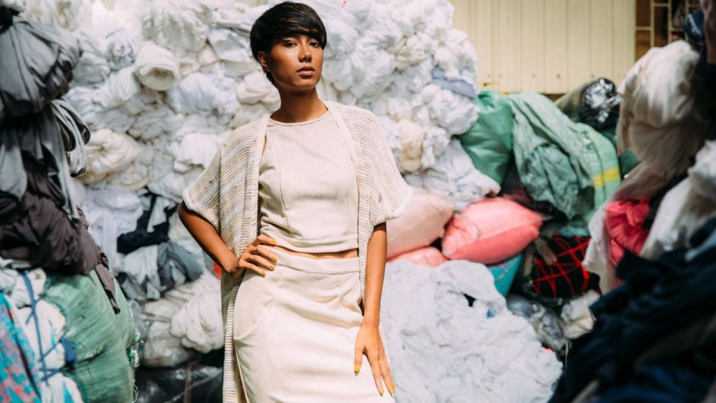 Fast Fashion Inside The Fight To End The Silence On Waste Bbc News