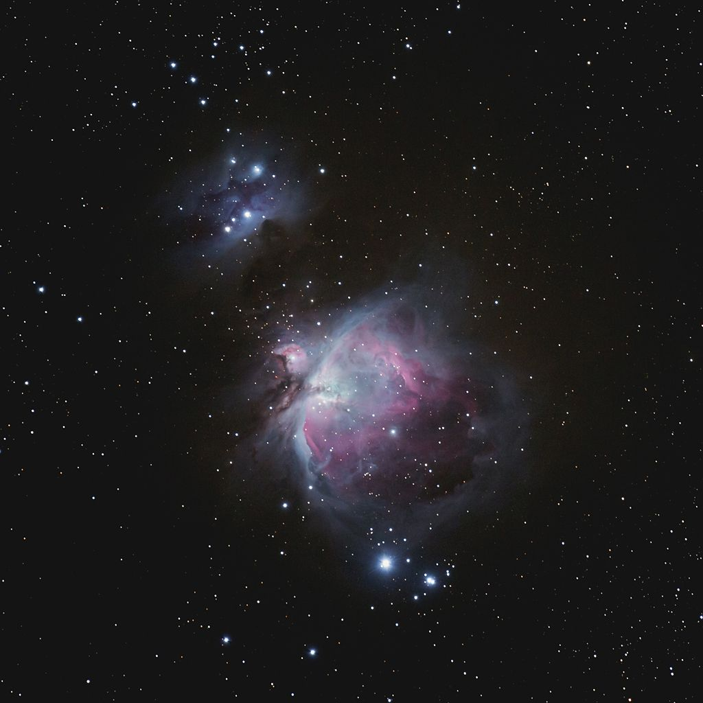 Orion DT - by David Tolliday (Sir Patrick Moore Prize for Best Newcomer)