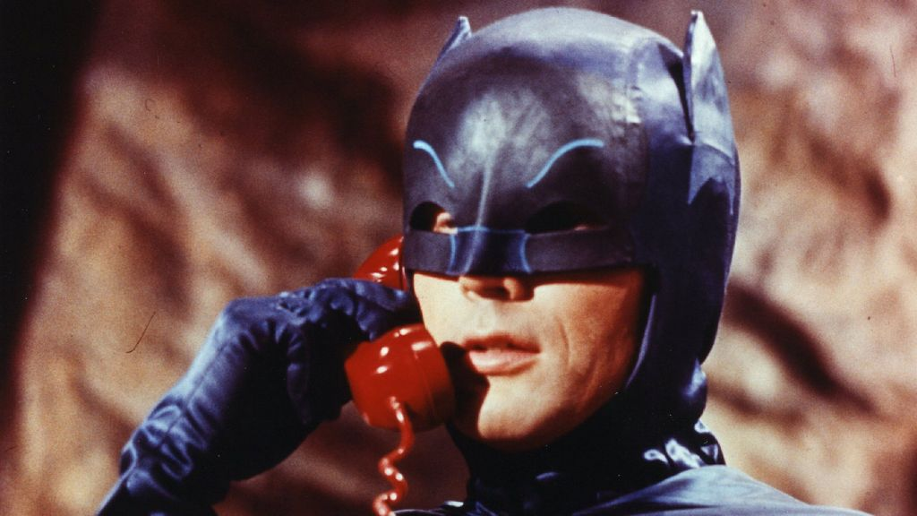 Adam West: TV Batman actor dies at 88