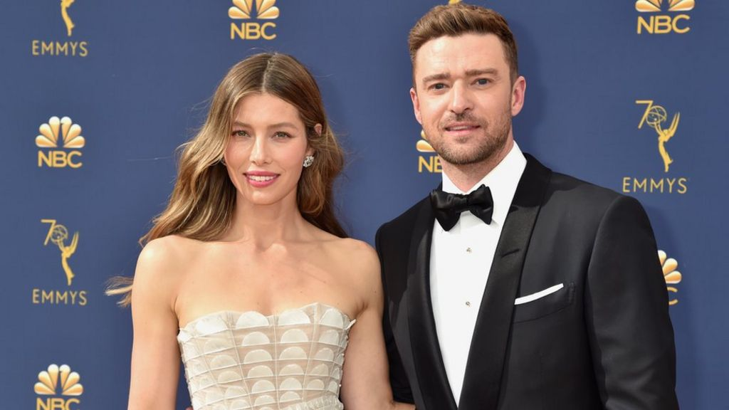 Justin Timberlake says sorry to Jessica Biel for'lapse in ...