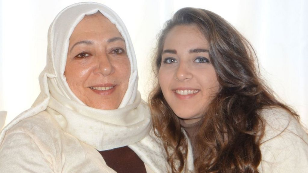 Syrian activist and daughter 'murdered'
