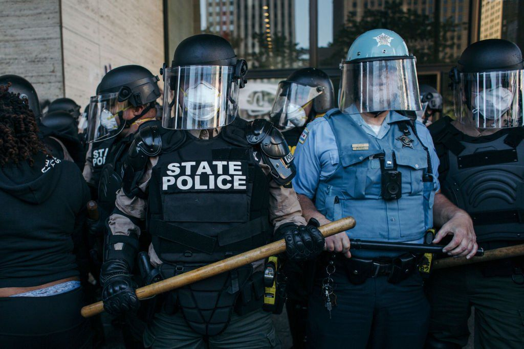 Police in Chicago