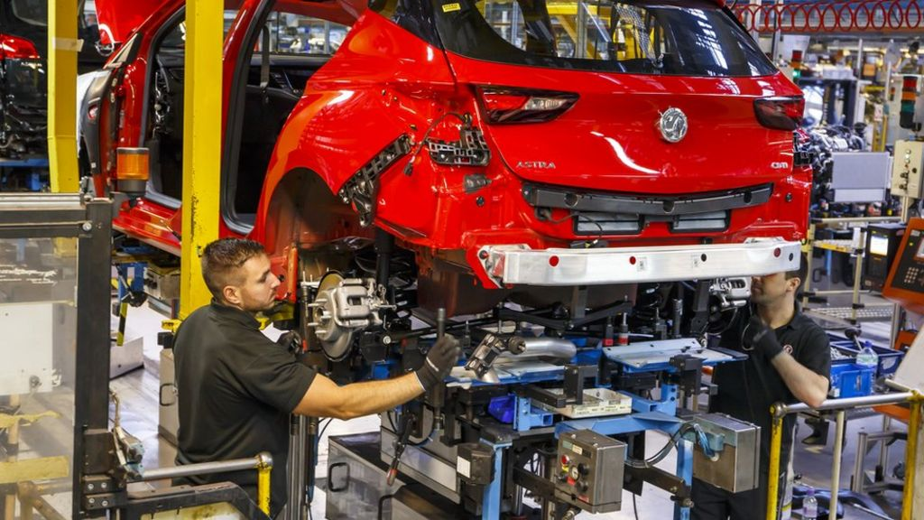 Vauxhall takeover by PSA given go-ahead