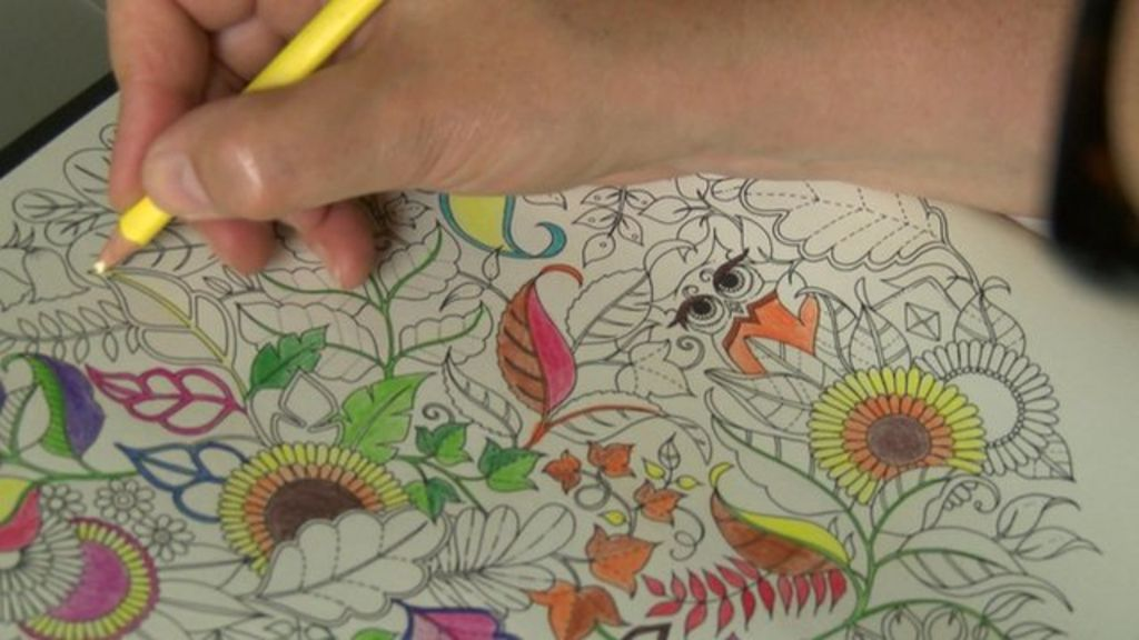 What Makes A Great Adult Colouring Book