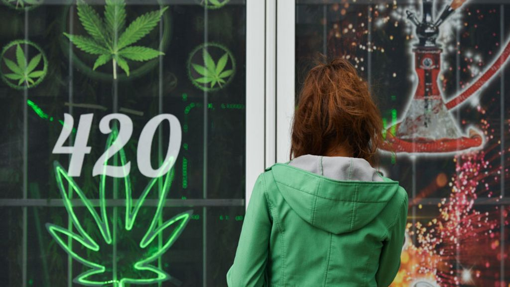 bbc.co.uk - Why is Canada running out of marijuana?