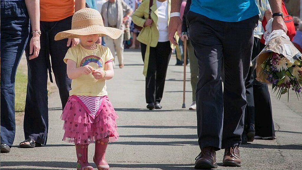 Yr hen a'r ifanc wedi cael diwrnod i'w gofio // Young and old have had a memorable day at the Eisteddfod