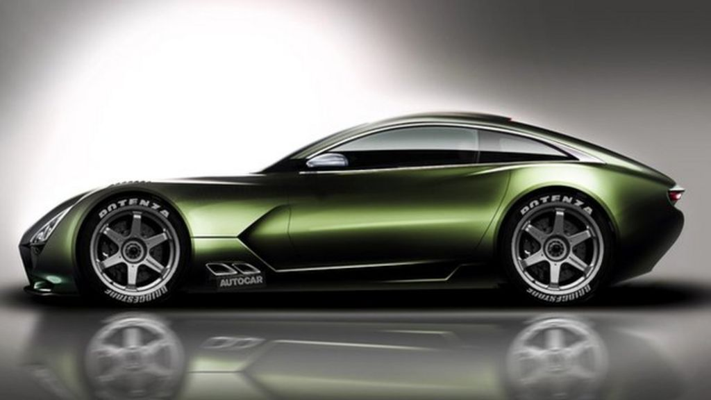 TVR could produce new sports car in Wales company reveals  BBC News