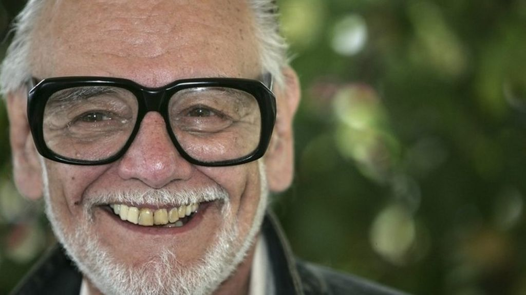 Living Dead director George A Romero dies at 77 - BBC News