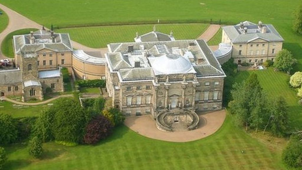 Kedleston hall plans for 400 homes approved by inspector for Bbc home designs