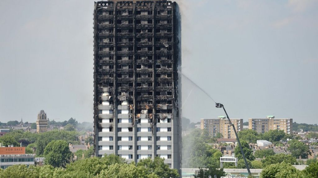 Grenfell Tower: Fire started in Hotpoint fridge freezer, say police – BBC News