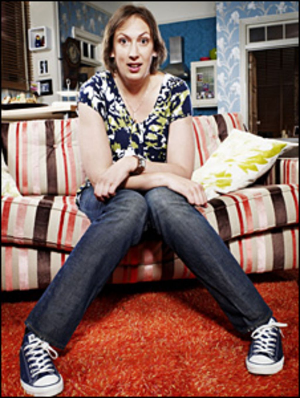 Talking Shop: Miranda Hart - BBC News