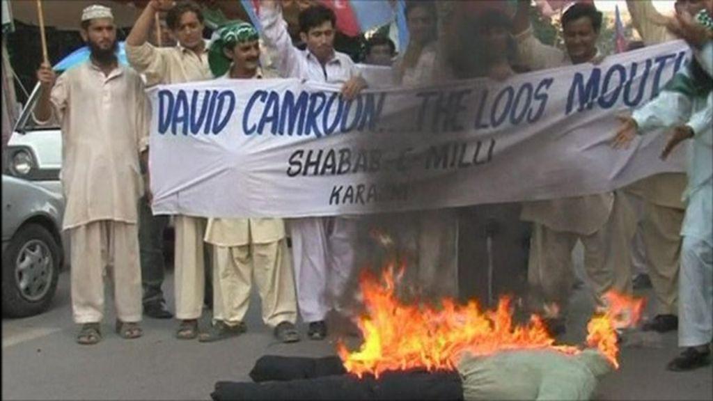 Pakistan summons Britain's envoy
