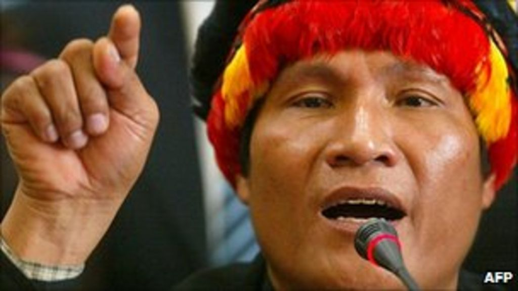 Peru indigenous groups plan party
