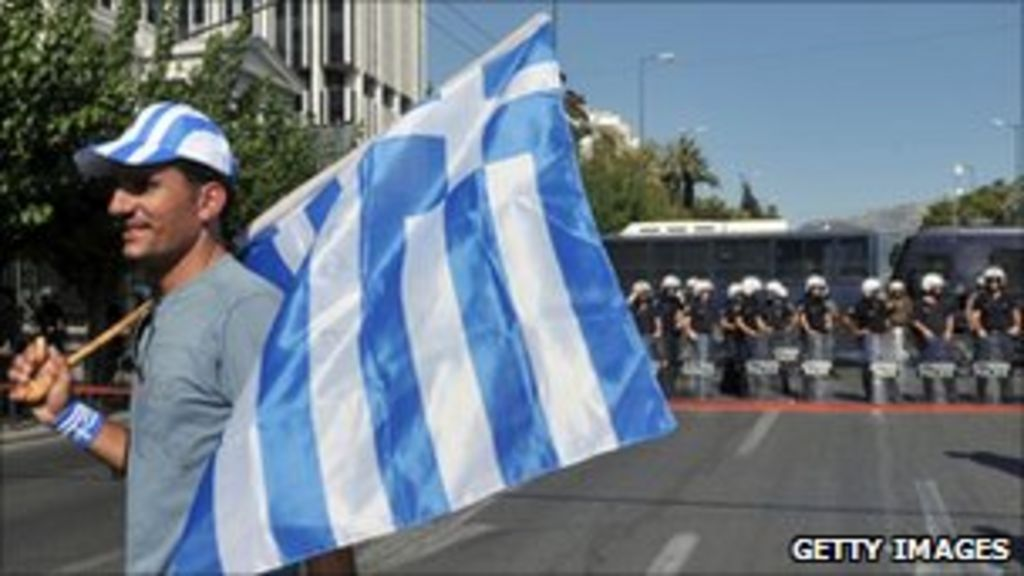 Greek GDP shrinks a further 1.5%