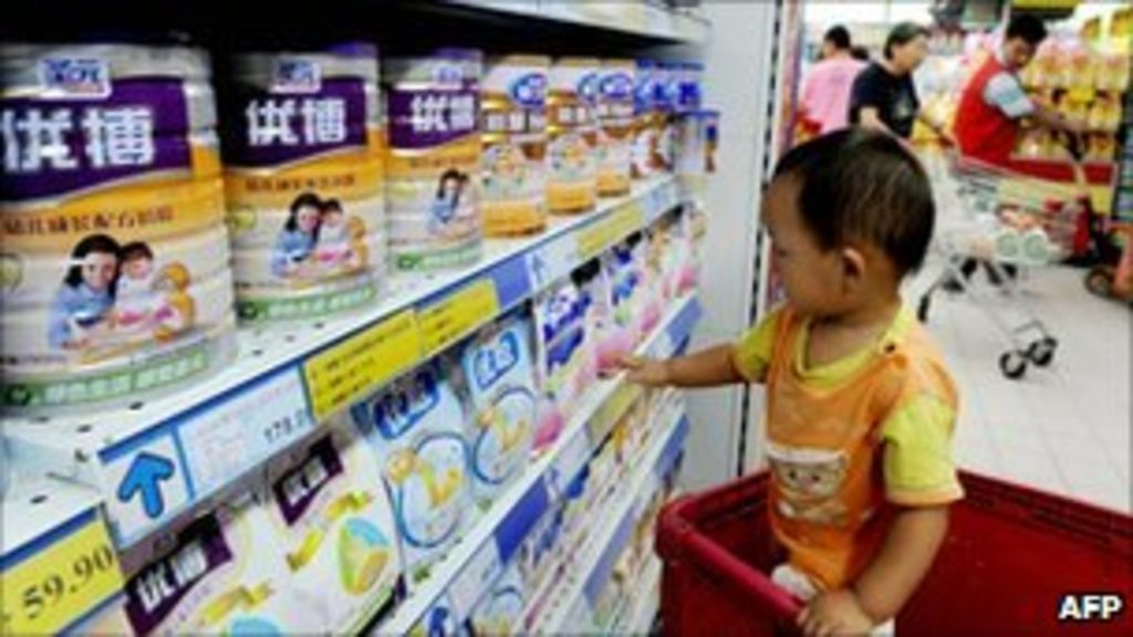 2008 Chinese milk scandal