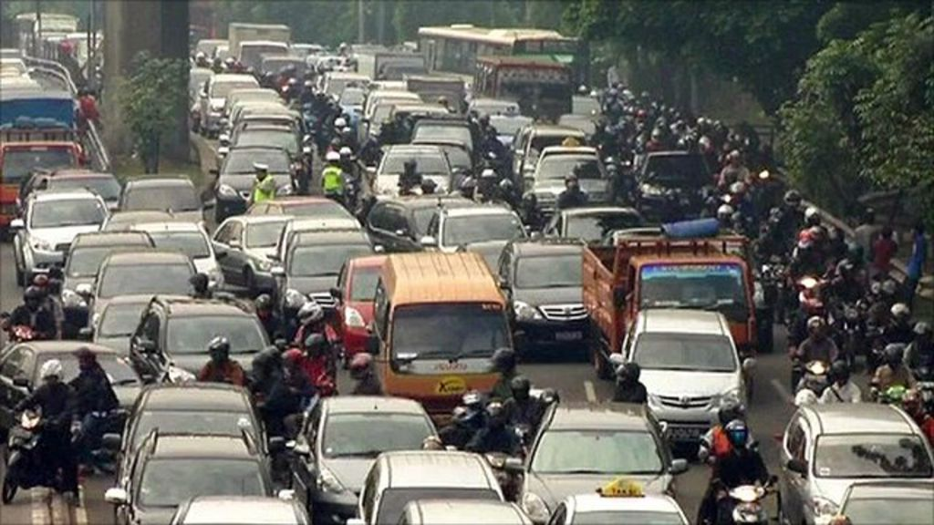jakarta indonesia traffic - photo #24