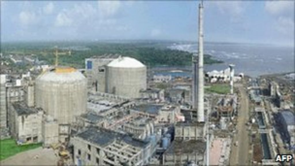 India approves civil nuclear bill