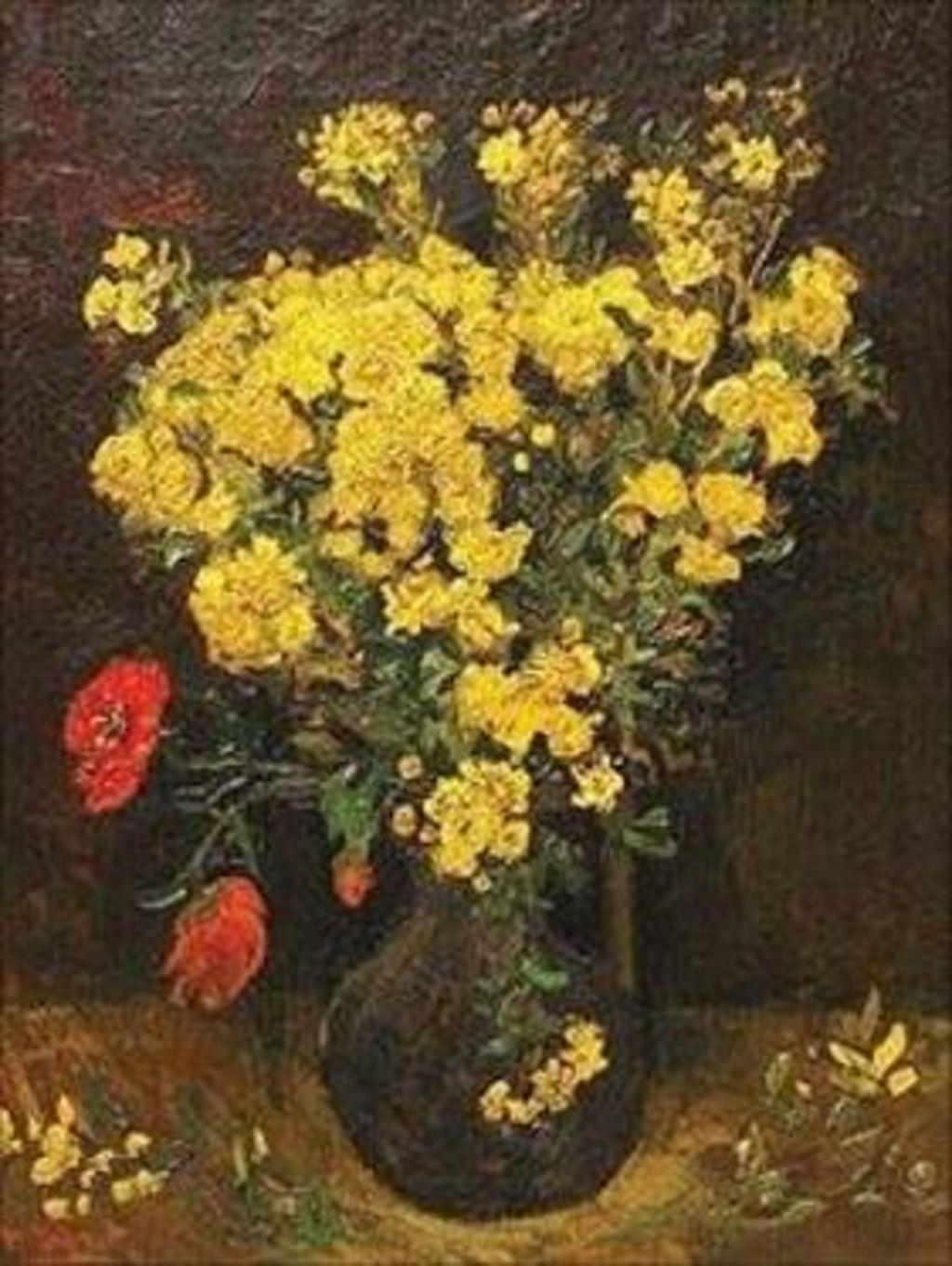 Egypt Van Gogh 'is still missing'